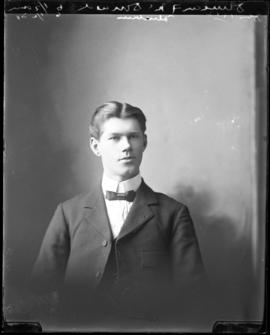 Photograph of Duncan F. McDonald