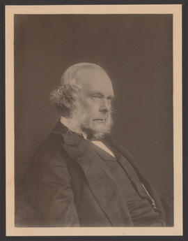 Portrait of Sir Joseph Lister