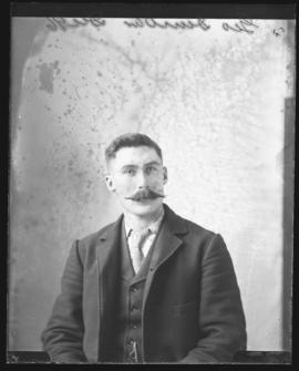 Photograph of George Dunbar