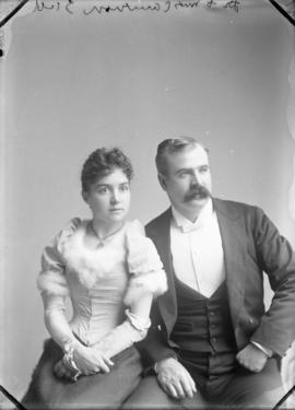 Photograph of Dr. and Mrs. Cameron