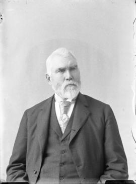 Photograph of Dr. McIntosh