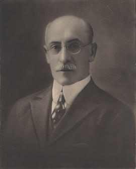 Photograph of George A. Burbidge - Faculty of Pharmacy