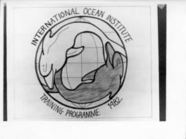 Photograph of the International Ocean Institute training programme's logo