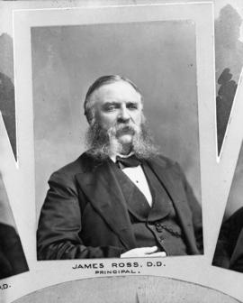 Photograph of Reverend James Ross