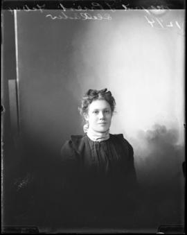 Photograph of Margaret L. Priest