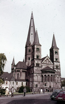 Photograph of the Bonn Minster