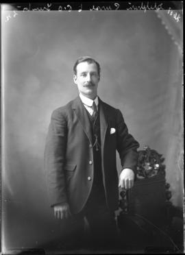 Photograph of Stephen Purse