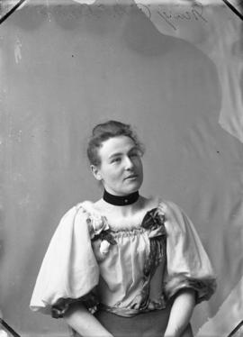 Photograph of Mary C. McDonald