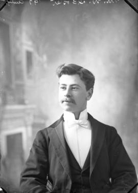 Photograph of  W. D. Foster