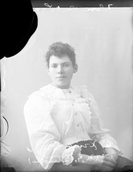 Photograph of Flora McLean