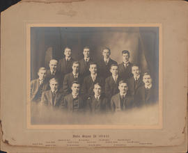 Photograph of Delta Sigma Pi