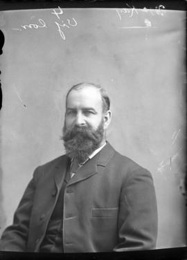 Photograph of G. R. McKay