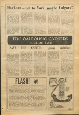 The Dalhousie Gazette, Volume 106, Issue 14, Section 2
