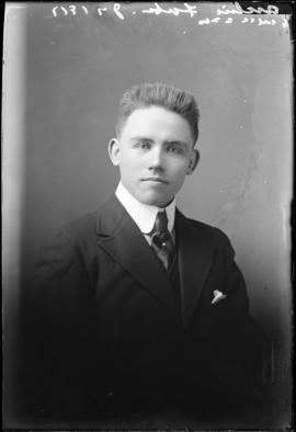 Photograph of Arthur Forbes