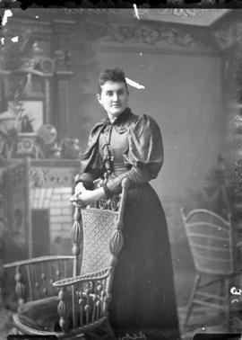 Photograph of Annie Chisholm