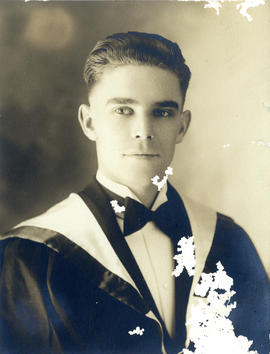 Portrait of Donald MacDonald Grant - Class of 1931