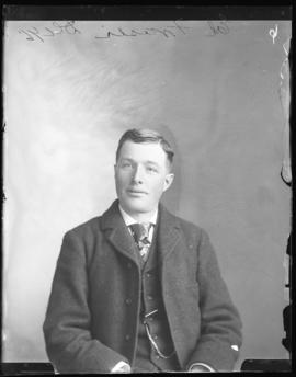 Photograph of Edward Fraser