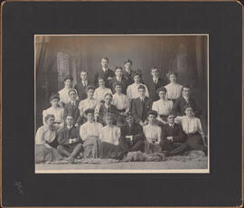 Photograph of Dalhousie Dancing Class