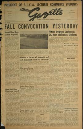 Dalhousie Gazette, Volume 84, Issue 4