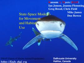 State-space models for movement and habitat use : [PowerPoint presentation]