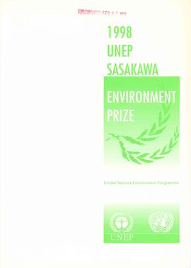 United Nations Environment Programme (UNEP) prize