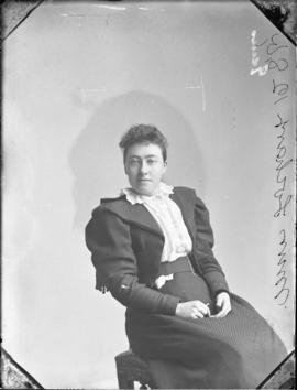 Photograph of Miss Lochart