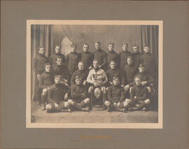 Photograph of Dalhousie - 1906 Champion of Eastern Canada - Football