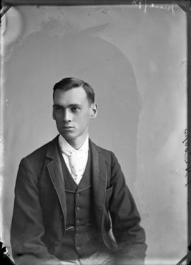 Photograph of Mr. Coops
