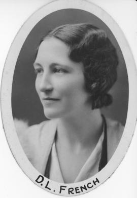 Photograph of Doris Lavinia French