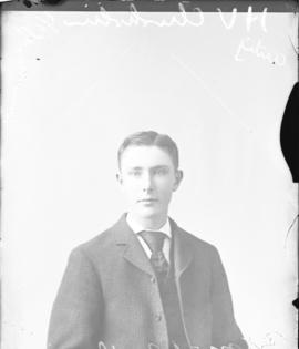 Photograph of  H. V. Chisholm