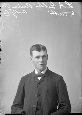 Photograph of L. A. Gillis