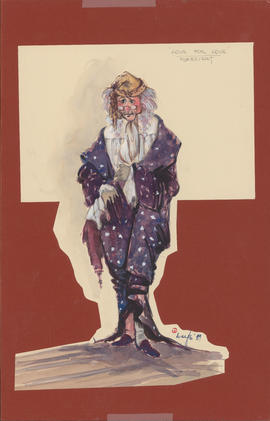 Costume design for Foresight