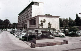 Photograph of the Bundeshaus