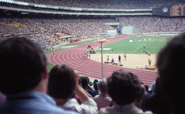 Photograph of the women's 1500 metres