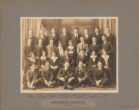 Photograph of Students' Council