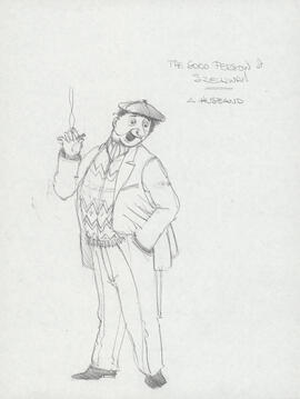 Costume design for a husband