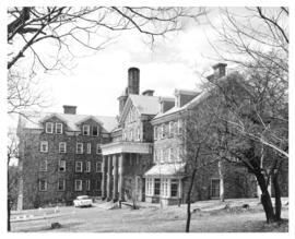 Photograph of Shirreff Hall