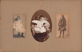 Ellen Ballon as a child : [photographs]