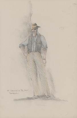 Costume design for Toothpick