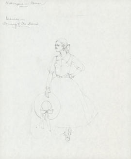 Costume design for Bianca