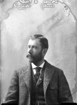 Photograph of Mr.  J. F. Sears