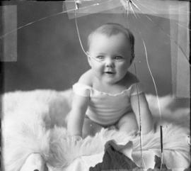 Photograph of  J. P. McKenna's baby