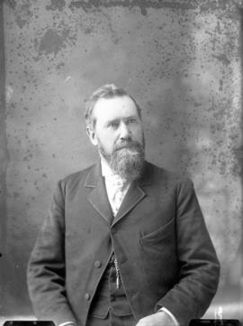 Photograph of Mr. Cunningham