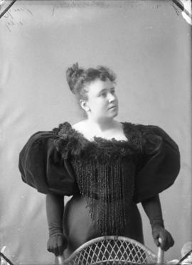 Photograph of Mrs. Angus McGillivery