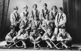 Photograph of Dalhousie girls field hockey team
