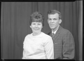 Photograph of Harry Blackadar and Deanna Clyburn