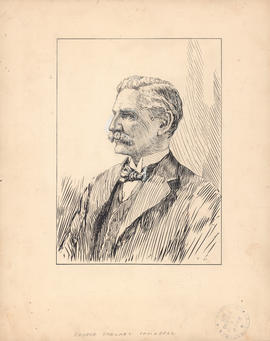 George Stewart Campbell, LL.D. Chairman of the Board of Governors since 1908 : [drawing]