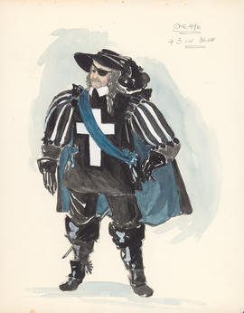 Costume design for One-Eye