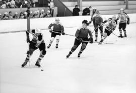 Photograph of instramural ice hockey