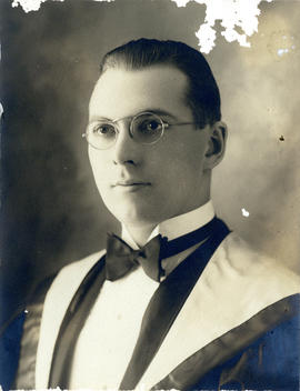 Portrait of Laverne Edson Cogswell - Class of 1931